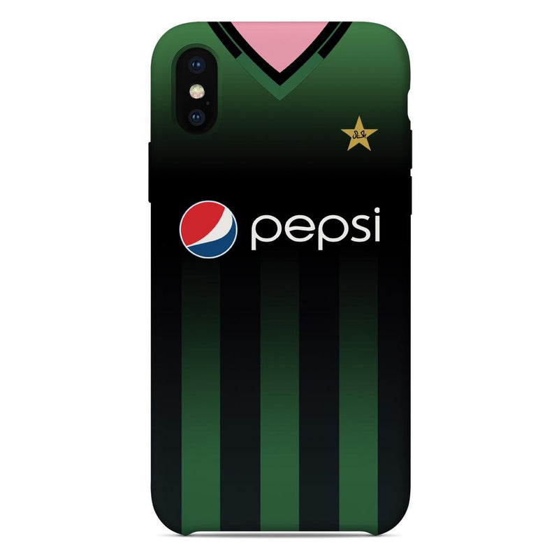 Pakistan Cricket 2018 T20 Shirt Phone Case
