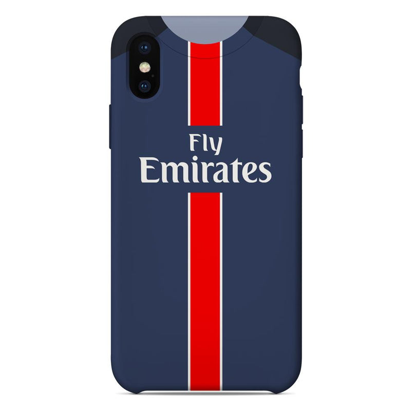 Paris Saint Germain (PSG) 2015/16 Home Shirt Phone Case