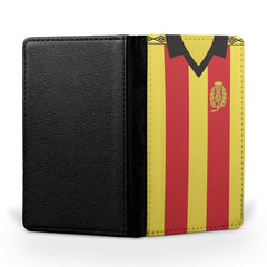 Partick Thistle 1978/79 Home Shirt Passport Case