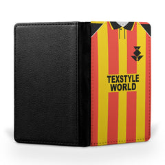 Partick Thistle 1993/94 Home Shirt Passport Case