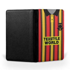 Partick Thistle 1994/95 Home Shirt Passport Case