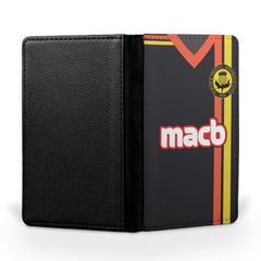 Partick Thistle 2011/12 Away Shirt Passport Case