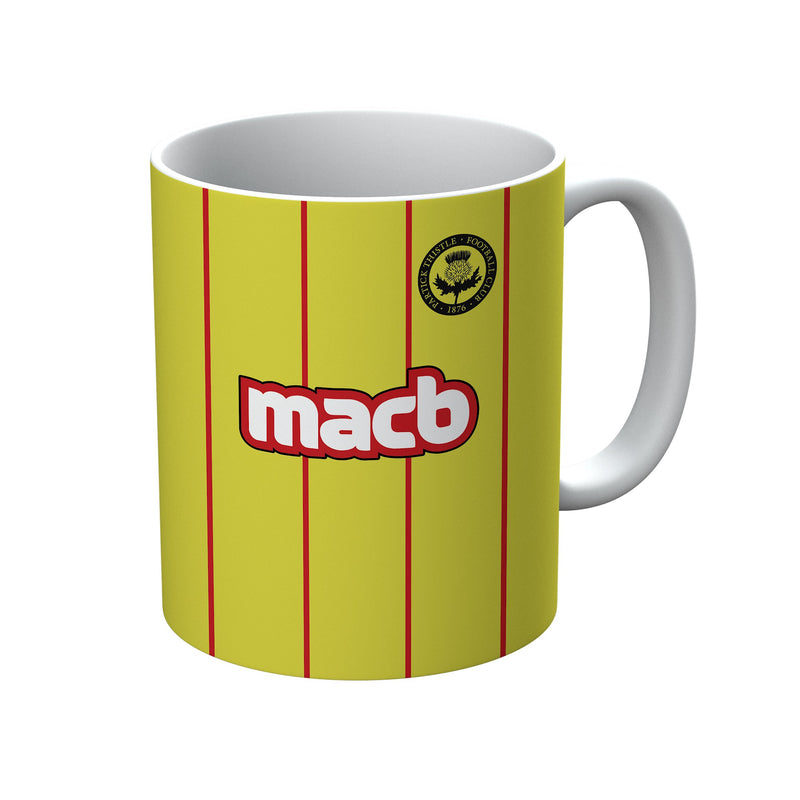 Partick Thistle 2012/13 Home Shirt Mug