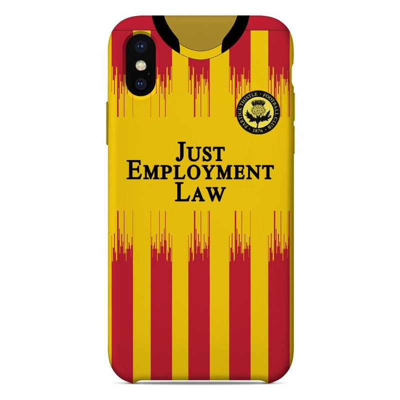 The Chiefs 2020 Home Shirt Phone Case
