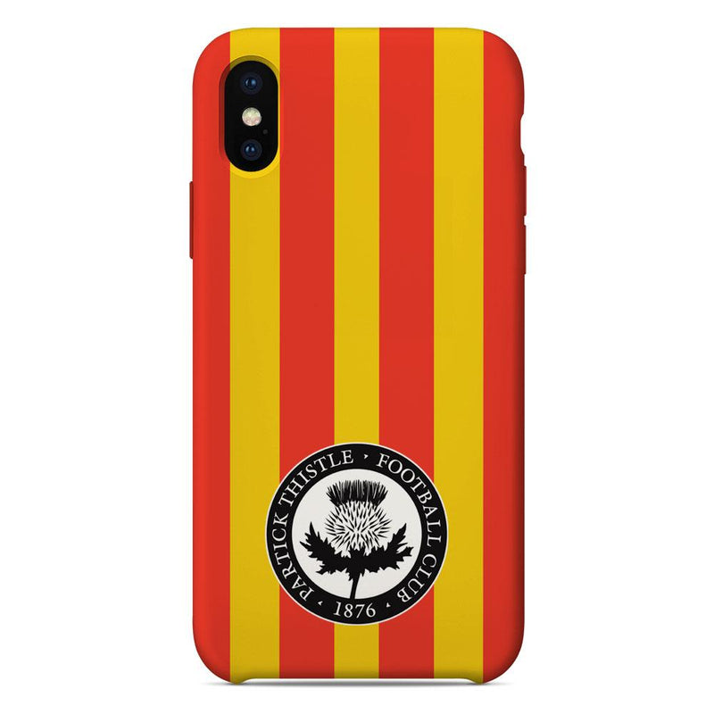 Partick Thistle F.C. 1961-1971 Home Shirt Phone Case