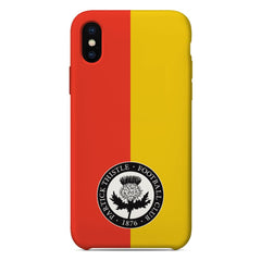 Partick Thistle F.C. Crest 2004 Home Phone Case
