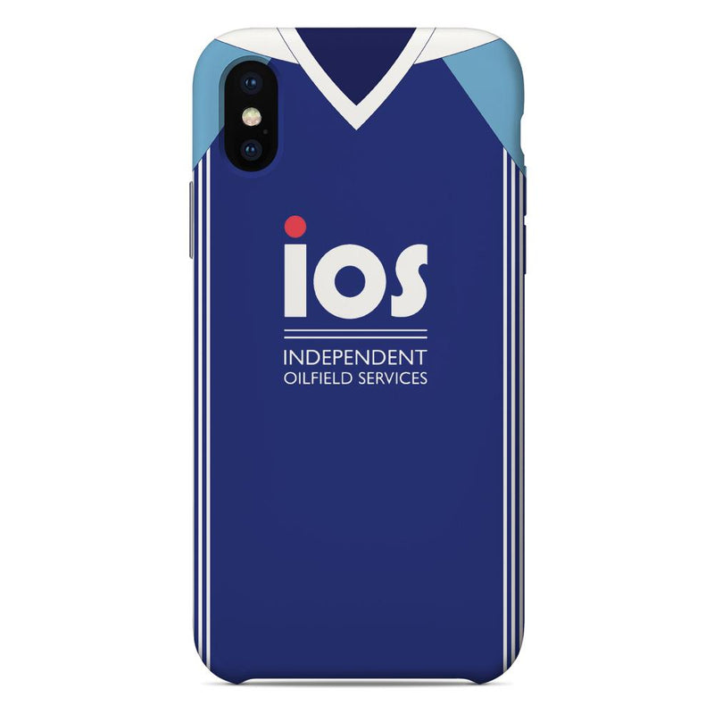 Peterhead 2007/08 Home Shirt Phone Case