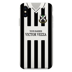 Pollok F.C. 2004/05 Home Shirt Phone Case