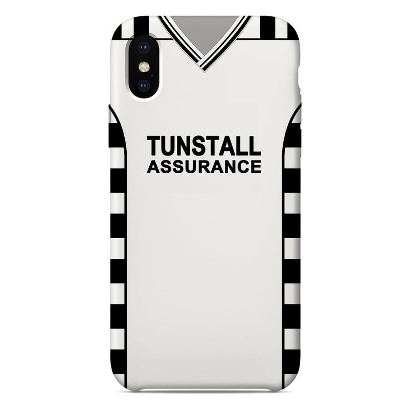 Port Vale 2001-03 Home Shirt Phone Case