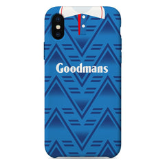Portsmouth 1991-93 Home Shirt Phone Case