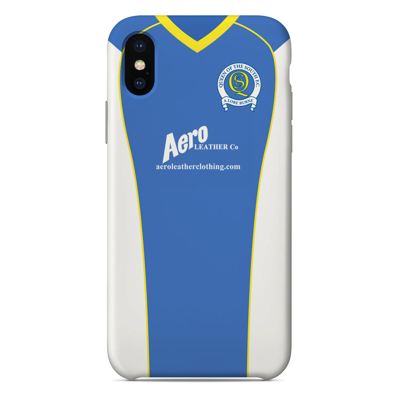 Queen of the South F.C. 2007/08 Home Shirt Phone Case