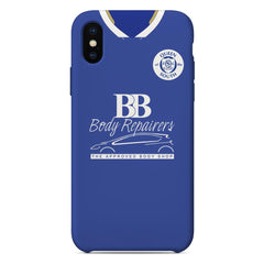 Queen of the South F.C. 2019/20 Home Shirt Phone Case
