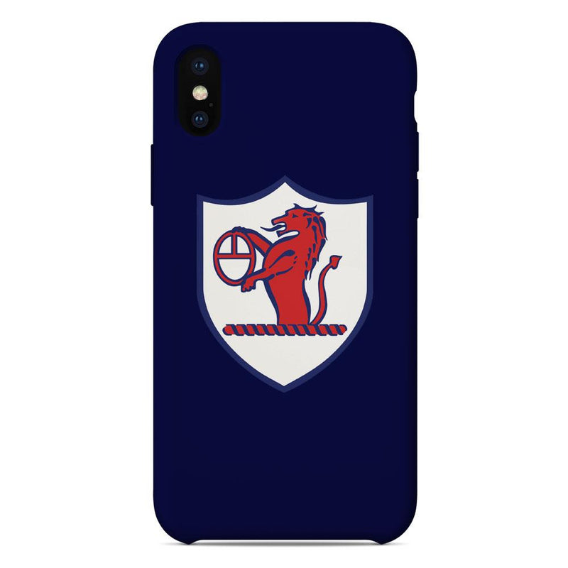 Raith Rovers F.C. 1985/86 Home Shirt Phone Case