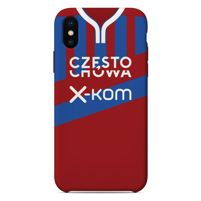Rakow Czestochowa 2018/19 Home Shirt Phone Case