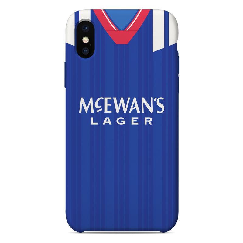 Rangers 1992-94 Home Shirt Phone Case