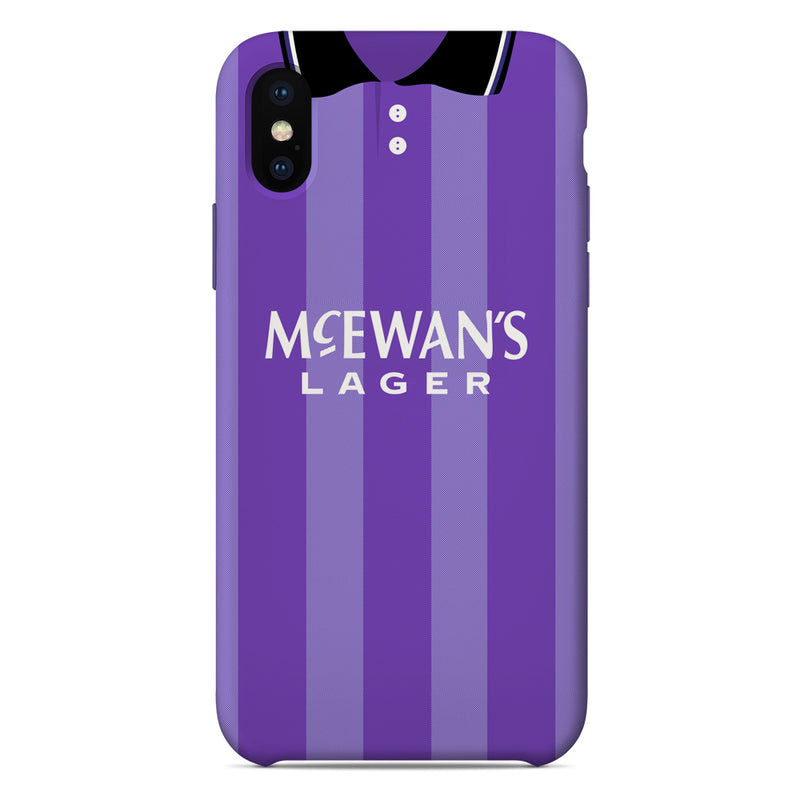 Rangers 1987-1990 Home Shirt Phone Case