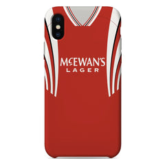 Rangers 1996/97 Third Shirt Phone Case