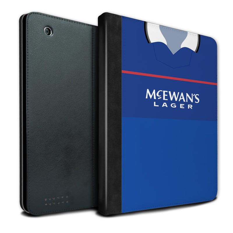 Rangers 1997-1999 Home Shirt iPad Case