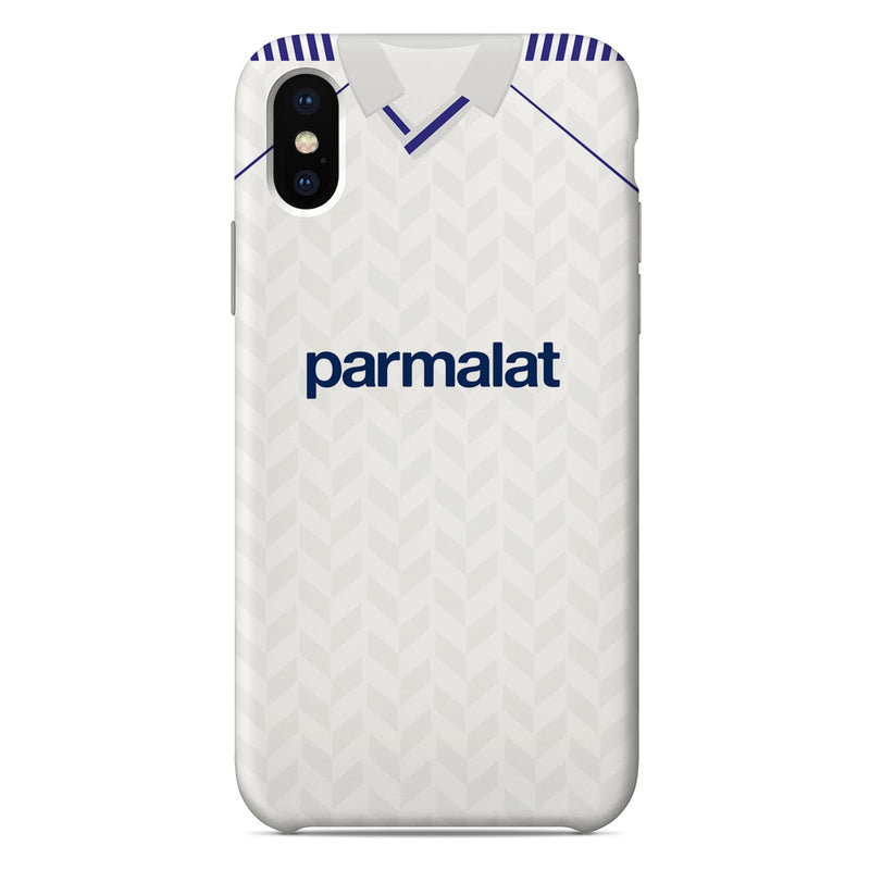 Real Madrid 1986/87 Home Shirt Phone Case