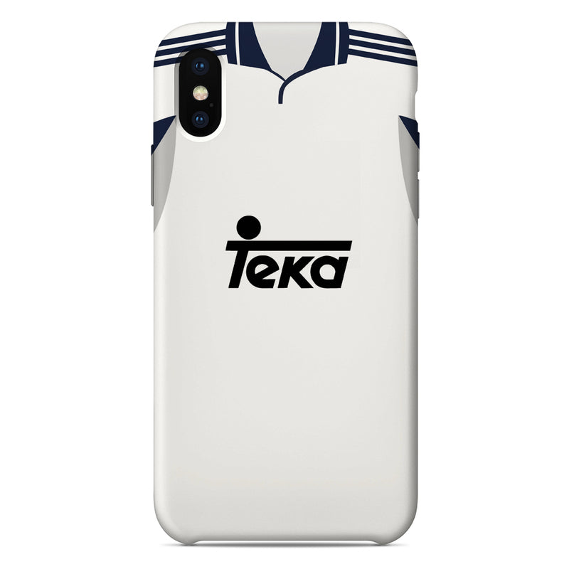 Real Madrid 2000/01 Home Shirt Phone Case