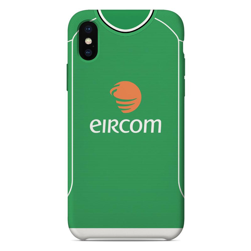 Republic of Ireland 1988 Home Shirt Phone Case