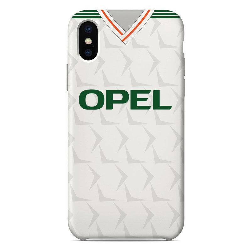 Republic of Ireland 1990 Away Shirt Phone Case