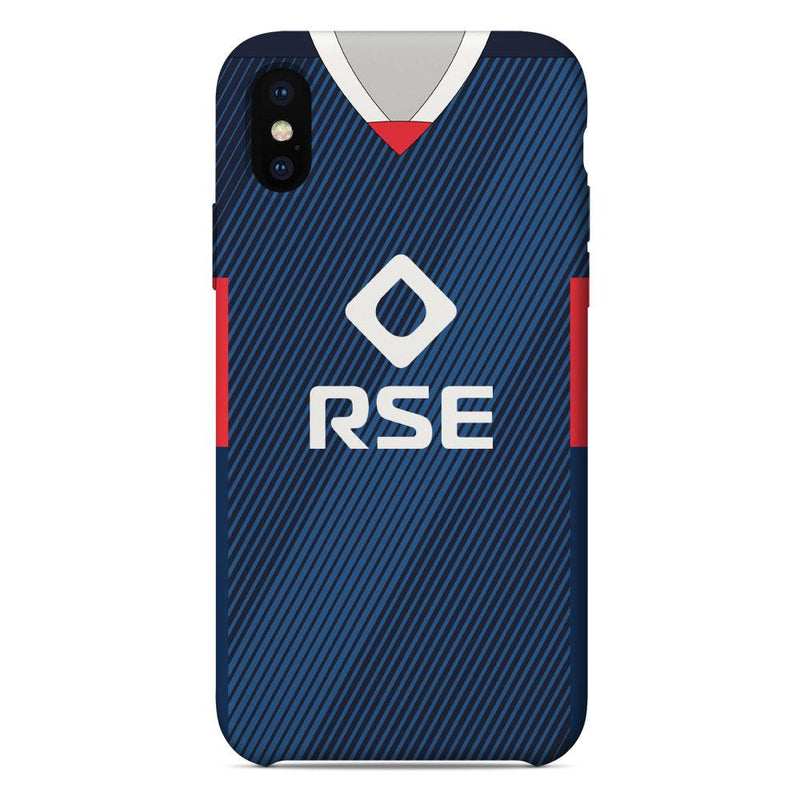Ross County 1994/95 Home Shirt Phone Case