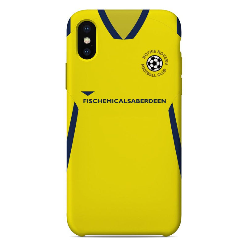 Rothie Rovers 2018/19 Home Shirt Phone Case