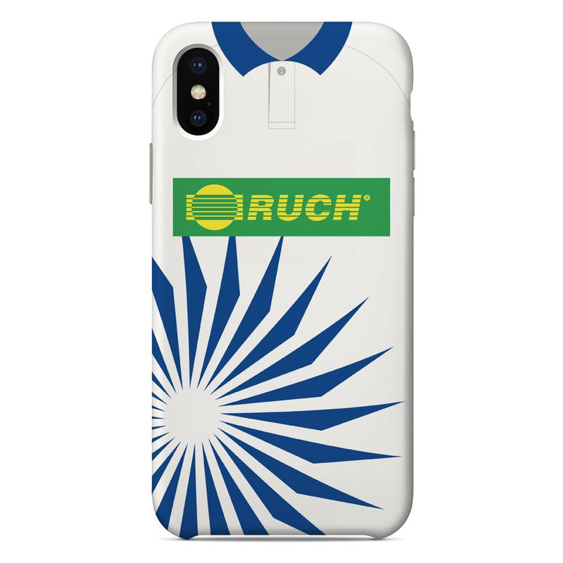Ruch Chorzow 1997/98 Away Shirt Phone Case