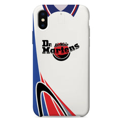 Rushden & Diamonds 1988/99 Home Shirt Phone Case