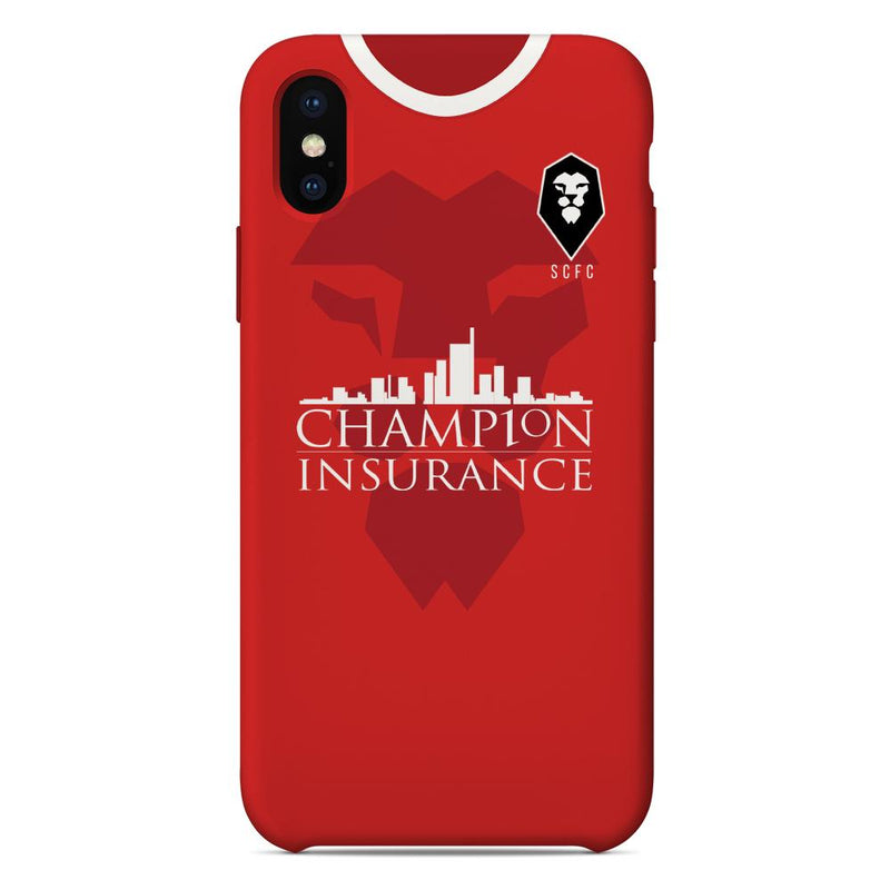 Salford City F.C. 2020/21 Home Shirt Phone Case