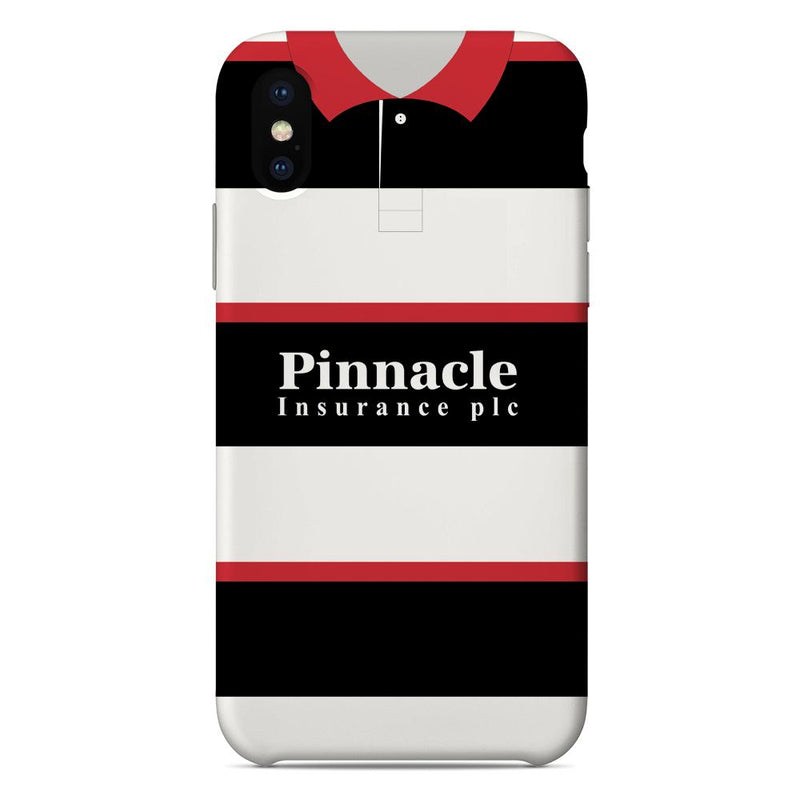Saracens 1996/98 Away Shirt Phone Case
