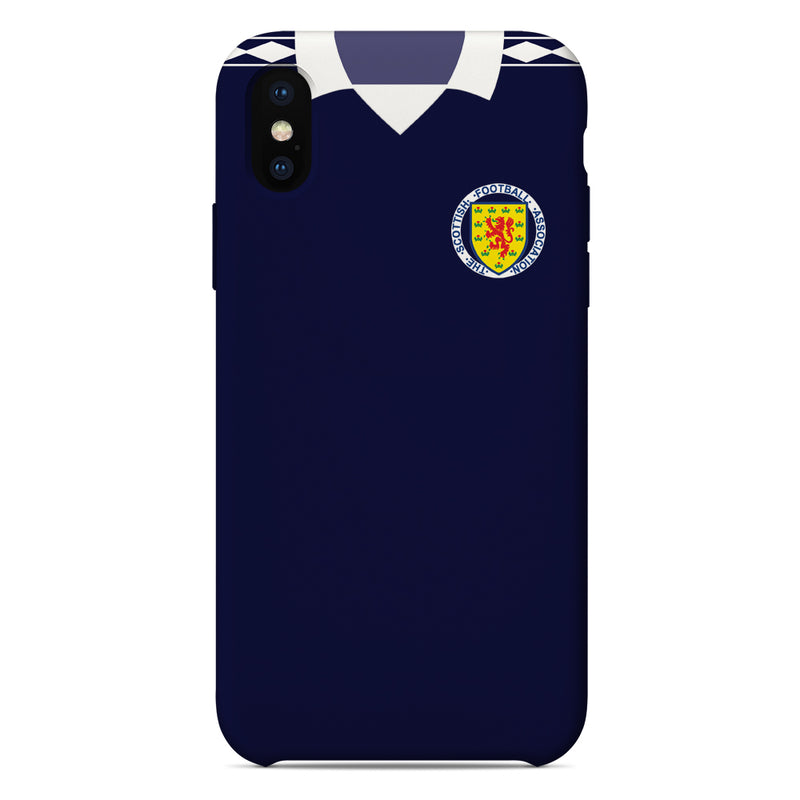 Scotland 1974 Home Shirt Phone Case
