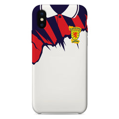 Scotland 1991-1993 Away Shirt Phone Case