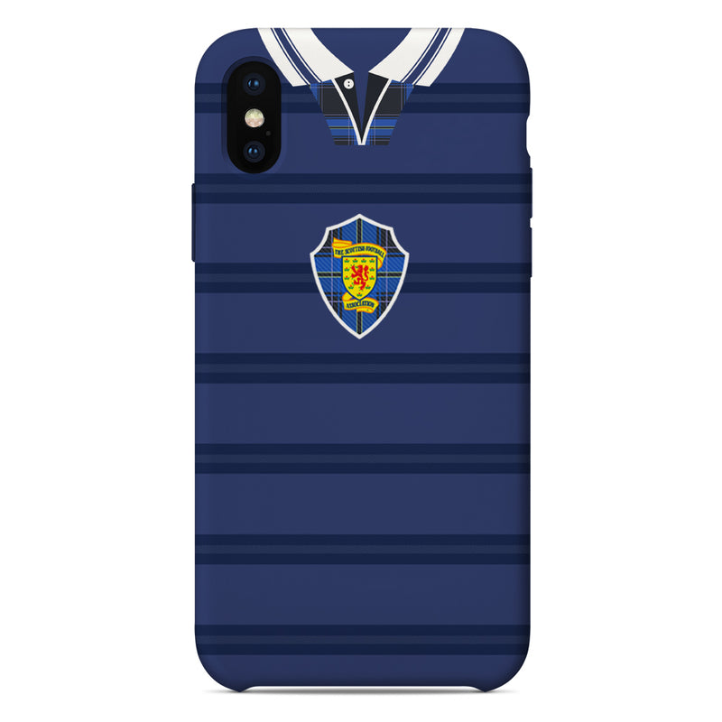 Scotland 1998 World Cup Home Shirt Phone Case