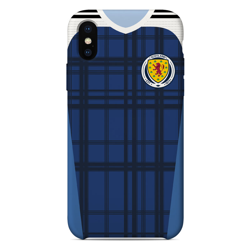 Scotland 1978 World Cup Home Shirt Phone Case
