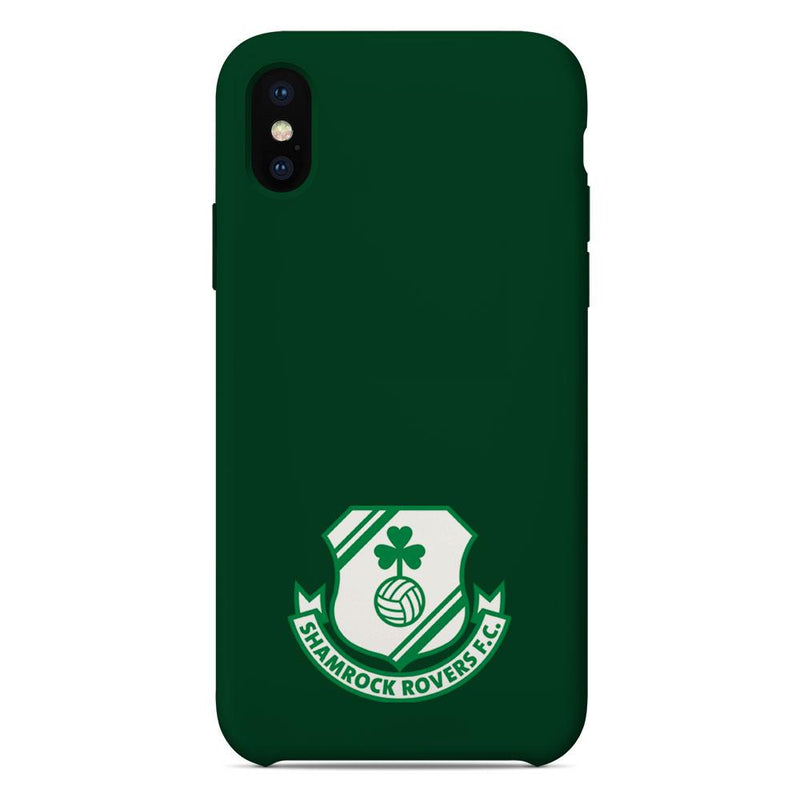 Shamrock Rovers F.C. Crest Green Phone Case