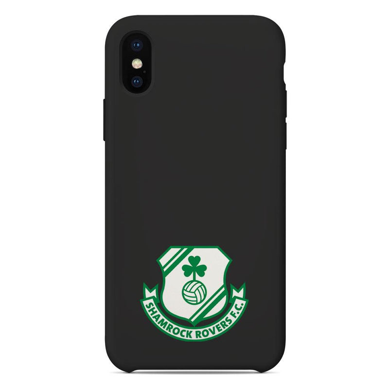 Shamrock Rovers F.C. Crest Grey Phone Case