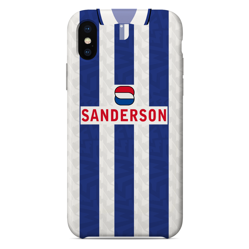 Sheffield Wednesday 1986-1988 Away Shirt Phone Case
