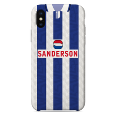 Sheffield Wednesday 1993-1995 Home Shirt Phone Case