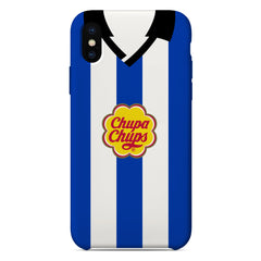 Sheffield Wednesday 2000/01 Home Shirt Phone Case