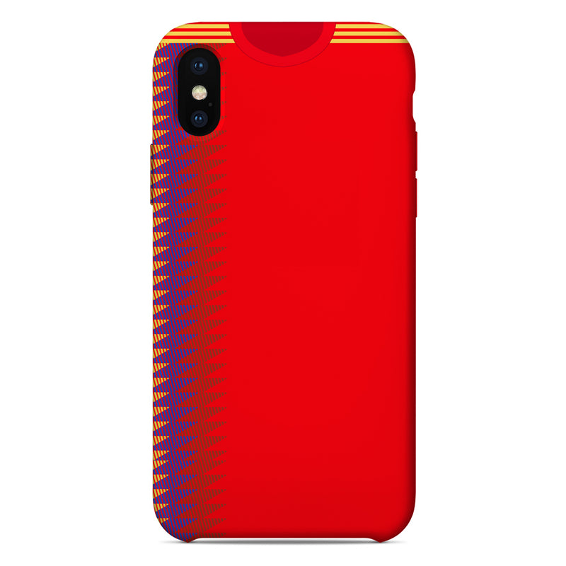 Spain World Cup 2018 Home Shirt Phone Case