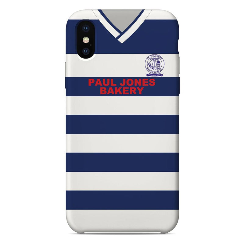 St Cuthbert Wanderers 2018/19 Home Shirt Phone Case