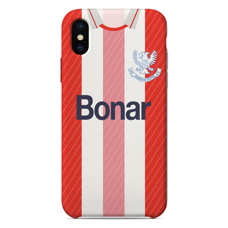 St Johnstone F.C. 1990/91 Away Shirt Phone Case