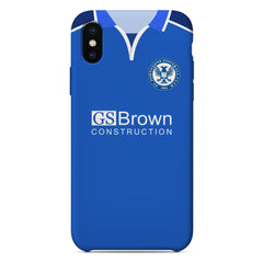St Johnstone F.C. 2013/14 Home Shirt Phone Case