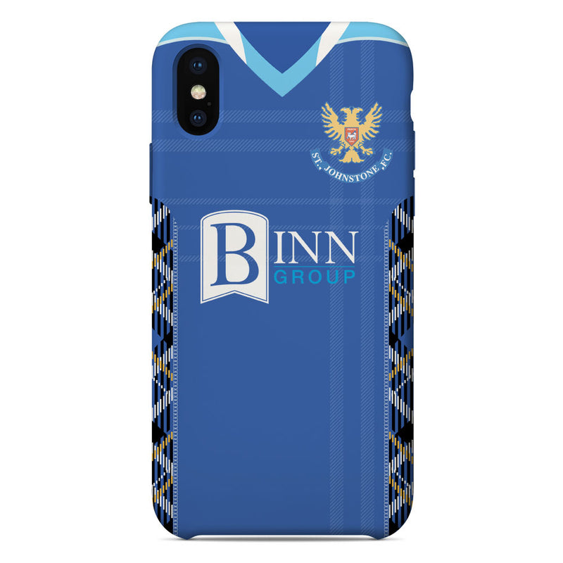 St Johnstone F.C. 2018/19 Home Shirt Phone Case