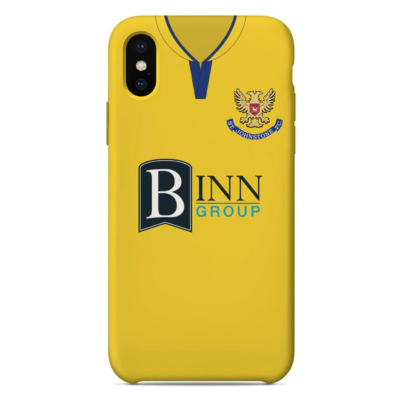 St Johnstone F.C. 2019/20 Away Shirt Phone Case