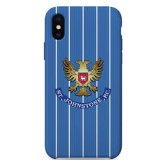 St Johnstone F.C. Crest 1997 Home Phone Case