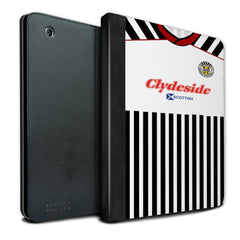 St Mirren F.C. 1987-89 Home Shirt iPad Case
