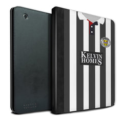 St Mirren F.C. 1989-91 Home Shirt iPad Case